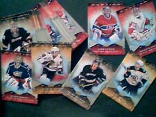 2008-09 UPPER DECK OVATION COMPLETE FACTORY SERIES 1 SET (1-50)