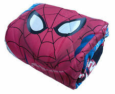 Trapunta Piumone Invernale. Microfibra. Disney Spiderman. Singolo 1 Piazza. Var. unica