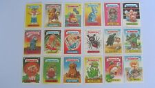 The Garbage Gang Cards (1986) Topps x 89
