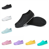 Kids Boys Breathable Water Shoes Beach Sandals Lightweight Slip-On Garden Clogs
