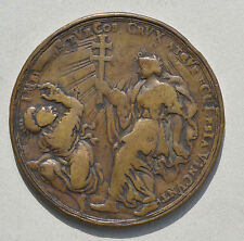 MAXIMILIAN II 1688  THE CAPTURE OF BELGRADE BRONZE MEDAL