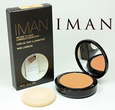 IMAN FOND DE TEINT ILLUMINATEUR SECOND TO NONE SAND 4 , 10g MARQUE USA Z