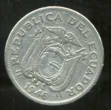 EQUATEUR  1 sucre 1946