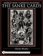 Book - World War I German Aviators: The Sanke Cards