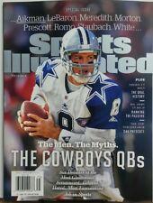 Sports Illustrated Presents Dallas Cowboys Quarterbacks 2017 FREE SHIPPING sb