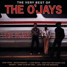 Very Best Of - O'Jays (1998, CD NEUF)