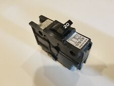 Challenger Circuit Breaker Naswd120 20A 20 A Amp 1 Pole 120/240 Vac Tested! Fpi