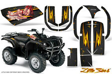YAMAHA GRIZZLY 660 CREATORX GRAPHICS KIT DECALS STICKERS LSB