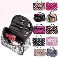 Large Travel Organizer Toiletry Make Up Cosmetic Holder Case Bag Pouch Wash Tote