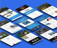 90 Lead Generation Landing Pages bundle - Huge Value -