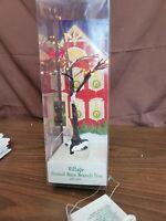 Dept 56 General Village 1994 LIGHTED VILLAGE FROSTED BARE BRANCH TREE 52434