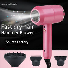 Professional Hairdressing Hair Dryer Salon Electric Negative Ionic Hairdryer UK
