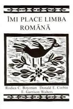 Imi Place Limba Romana A Romanian Reader Romanian Edition
