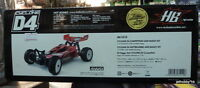 (Hot Bodies 61410) Cyclone D4 Competition Buggy NIB HPI Japan