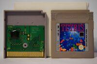 Tetris Game Boy gameboy Nintendo Genuine Original GB game boy PAL Japan limpio