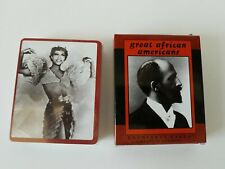 Great African Americans Knowledge Cards by Pomegranate Publications