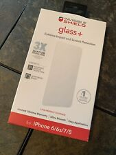 ZAGG Invisible Shield - Glass - iPhone SE (2020) 6/6S/7/8 *NEW / FREE SHIPPING**