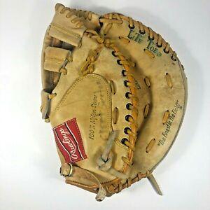Rawlings Super Size RCM12SB Lite Toe Softball Catcher's Mitt Right Hand Throw