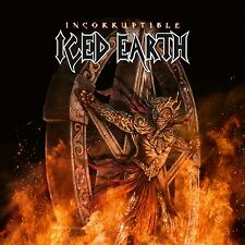 ICED EARTH - INCORRUPTIBLE   CD NEU
