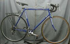 Schwinn Traveler Vintage Road Bike USA made 1980s 58cm Large Exage Steel Charity