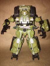TF DreamWorks Transformers God02tf Leader Tank APS02 Noisy Figure Green Color