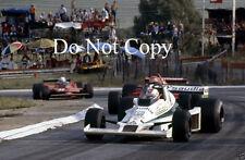 Clay Regazzoni Williams FW06 South African Grand Prix 1979 Photograph