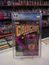 GALACTUS: THE ORIGIN #1 (Super-Villain Classics, 1983) CGC 9.8 ~ White Pages