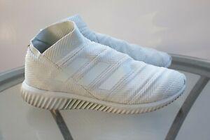 Adidas Nemeziz Tango 18.1 TR PERFORMANCE Soccer Shoe Ash Grey AC7356 Size 12.5