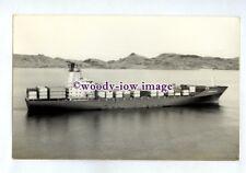 pf5640 - German Container Ship - Columbus America , built 1971 - photograph