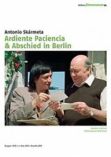 Ardiente Paciencia & Abschied in Berlin Mathieu Carrière, Roberto Parada NEW DVD