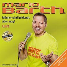 MARIO BARTH - MÄNNER SIND BEKLOPPT,ABER SEXY! 2 CD NEU