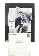 CYBILL SHEPHERD. BRUCE WILLIS Terrific Original TV Photo MOONLIGHTING