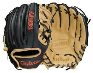 """2021 Wilson A2000 PFX2SS Infield Glove 11"""" Baseball WBW10010611 SuperSkin RHT"""