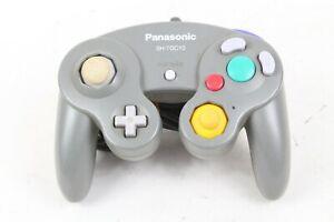 Panasonic Gamecube Controller Nintendo Official Gray tested working japan