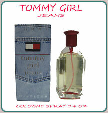Tommy Hilfiger Tommy Girl JEANS 3.4oz  Women's Eau de Cologne SPRAY NEW IN BOX