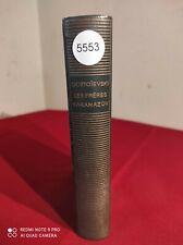 Dostoievski Bibliothèque de la pleiade en superbe condition
