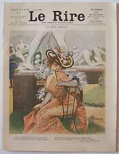 Le Rire #71 11 juin 1904 Guillaume, Carlègle, Huard, Hermann Paul