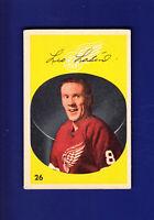 Leo Labine 1962-63 Parkhurst Hockey #26 (VG+) Detroit Red Wings