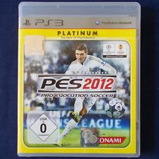 Ps3-PlayStation ► pro evolution soccer | pes 2012 ◄ partido fútbol alemán |