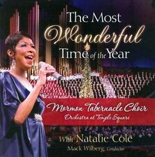 The  Most Wonderful Time of the Year by Mormon Tabernacle Choir/Natalie Cole