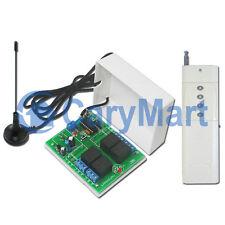 4 Canaux Interrupteur Sans fil & Télécommande Contrôleur avec antenne -2000M 10A