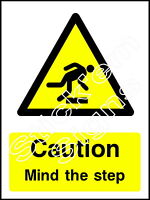 COUN0026 stickers /& signs Warning agricultural machinery operating