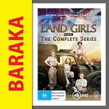 Land Girls Series Complete Series Season 1, 2 & 3 DVD Box Set R4/Aus BBC 1 - 3
