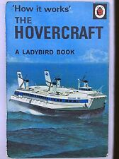 Ladybird book How it Works The Hovercraft 24p - Series 654