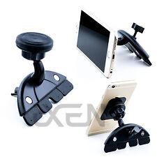 Voiture universel lecteur cd slot magnetic montage support pour iPhone iPad tablette gps