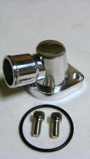 1964-1979 Pontiac V8 90 Degree Aluminum Swivel Water Neck + O-Ring Gasket GTO