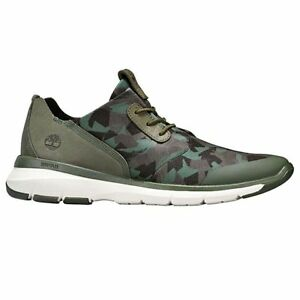 A1NRD TIMBERLAND MEN'S ALTIMETER MIXED-MEDIA SNEAKERS ALL SIZES