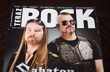 TERAZ ROCK 6/2012  Joe Bonamassa Rush Rise Against Garbage Within Temptation UFO