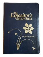 Bible KJV The Expositor's Study Bible Ladies Edition Jimmy Swaggart Ministries