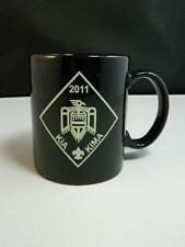 KIA KIMA  2011 COFFEE CUP / MUG CHICKASAW COUNCIL BOY SCOUT RESERVATION / CAMP